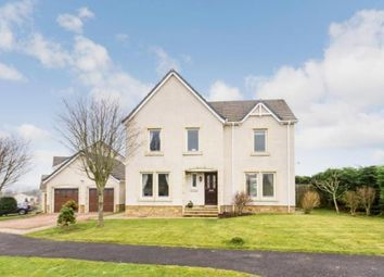 Thumbnail 4 bed detached house for sale in Millhill Drive, Greenloaning, Dunblane, Perth And Kinross