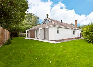 Thumbnail 4 bed detached bungalow for sale in Glendale Close, Christchurch