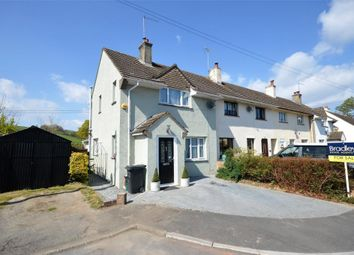 Thumbnail 2 bed end terrace house for sale in Ley Close, Liverton, Newton Abbot, Devon
