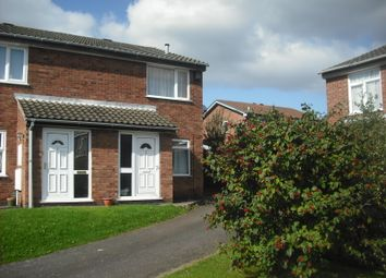 Thumbnail 2 bed semi-detached house to rent in Peveril Bank, Dawley Bank, Telford