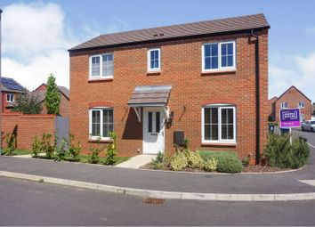 Thumbnail 3 bed detached house for sale in Oak Place, Alcester