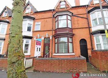 Thumbnail 5 bed terraced house for sale in Holly Road, Handsworth, Birmingham