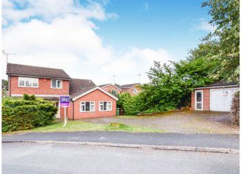4 bed detached house for sale in Kingfisher Crescent, Fulford, Stoke-On-Trent ST11