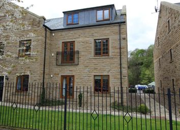 Thumbnail 2 bed flat for sale in Spring Grove, Heptonstall, Hebden Bridge
