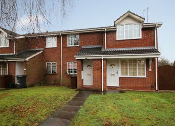 Thumbnail 2 bedroom maisonette for sale in Ryhope Walk, Wolverhampton, West Midlands