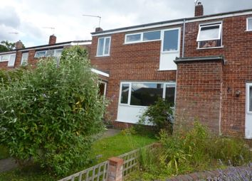 Thumbnail 3 bed end terrace house to rent in Lindisfarne Road, Bury St. Edmunds