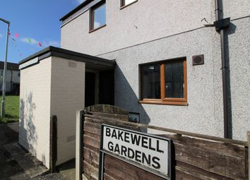 3 bed end terrace house to rent in Bakewell Gardens, Gamesley, Glossop SK13