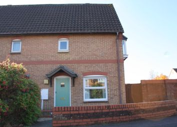 Thumbnail 1 bedroom end terrace house to rent in Home Orchard, Yate, Bristol