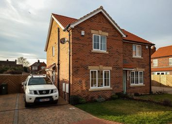 Thumbnail 2 bedroom semi-detached house to rent in D'arcy Close, Winterton, Scunthorpe