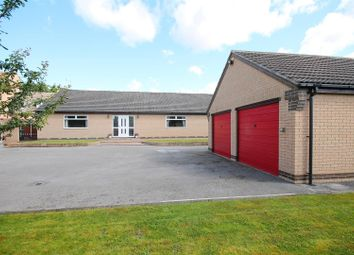 Thumbnail 3 bed detached bungalow for sale in Vincent Lane, Brampton, Chesterfield