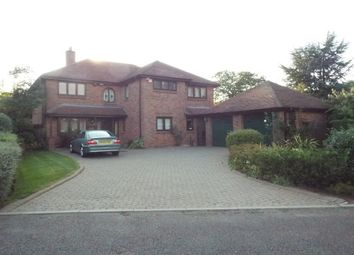 Thumbnail 5 bed detached house to rent in Birchways, Appleton, Warrington
