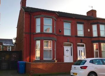 Thumbnail 4 bed end terrace house for sale in Wyresdale Road, Aintree, Liverpool