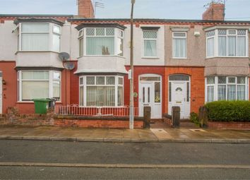 3 bed terraced house for sale in Parkstone Road, Birkenhead, Merseyside CH42