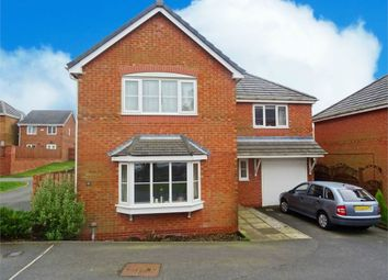 Thumbnail 4 bed detached house for sale in Sandby Close, Bacup, Lancashire