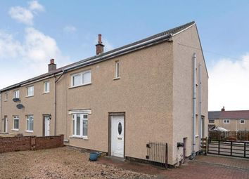 Thumbnail 3 bed end terrace house for sale in Beechwood Road, Tarbolton, South Ayrshire, Scotland