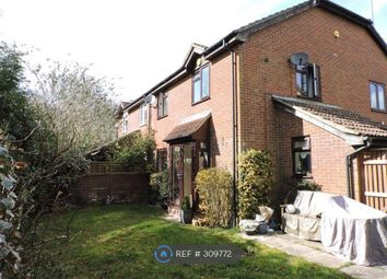 Thumbnail 2 bed semi-detached house to rent in Petersfield Close, Chineham
