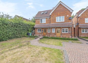 Thumbnail 3 bed semi-detached house for sale in Windlesham, Surrey