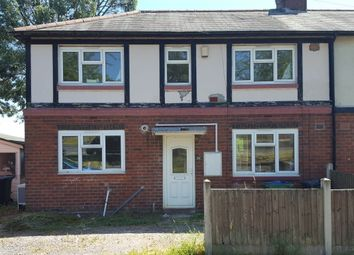 Thumbnail 3 bed semi-detached house to rent in Albright Road, Oldbury