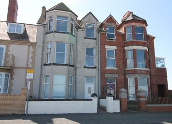 Thumbnail 1 bed flat for sale in Marine Drive, Rhyl