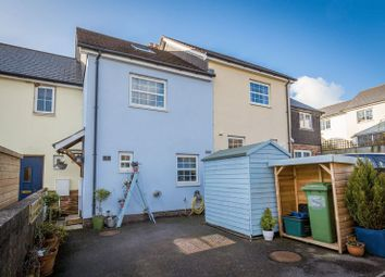Thumbnail 3 bed terraced house for sale in Iter Park, Bow, Crediton