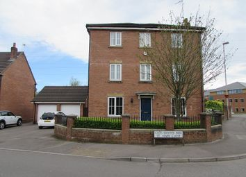 Thumbnail 5 bed detached house to rent in St Mary Close, Pencoed, Bridgend