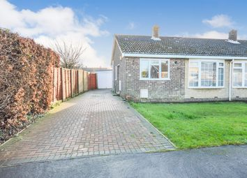 2 bed semi-detached bungalow for sale in Havercroft Road, Hunmanby, Filey YO14