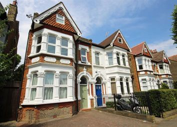 Thumbnail 3 bed flat for sale in Drayton Green, London