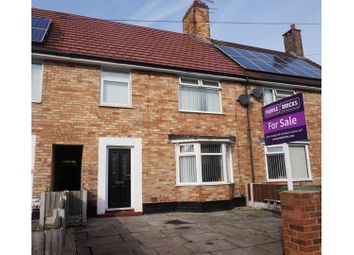 Thumbnail 3 bed terraced house for sale in Speke Church Road, Liverpool
