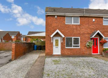 Thumbnail 2 bed semi-detached house for sale in Staxton Court, Hull