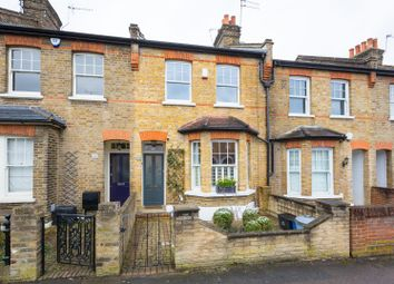 Thumbnail 4 bed terraced house for sale in Halstead Road, London