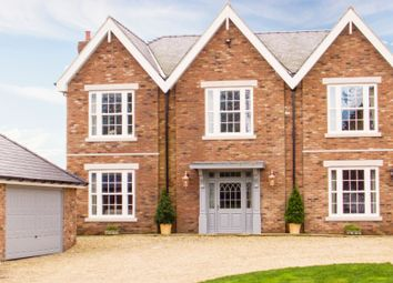 Thumbnail 5 bed detached house for sale in Main Road, Hundleby