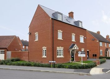 Thumbnail 4 bed detached house for sale in Southfield Court, Churchill Way, Brackley