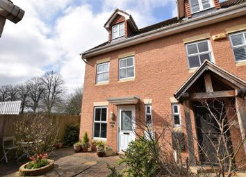 Thumbnail 3 bed town house for sale in Barmstedt Close, Oakham