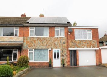 Thumbnail 4 bed semi-detached house for sale in Stainsdale Green, Whitwick, Coalville