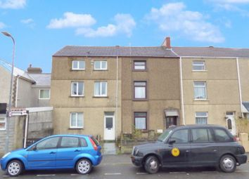 Thumbnail 2 bed flat to rent in Burrows Road, Swansea