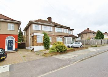 Thumbnail 2 bedroom semi-detached house for sale in Clockhouse Lane, Collier Row, Romford