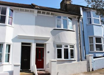 Thumbnail 3 bed terraced house for sale in Lynton Street, Brighton