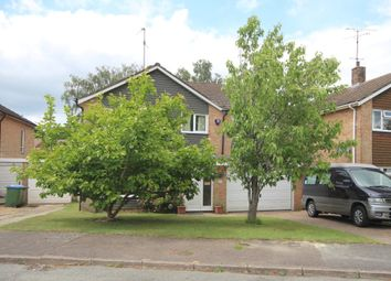 Thumbnail 4 bed detached house for sale in Oliver Road, Horsham