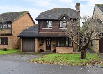 Thumbnail 4 bed detached house for sale in Bunbury Way, Epsom