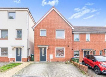 Thumbnail 3 bed end terrace house for sale in Wilroy Gardens, Southampton