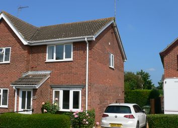 Thumbnail 2 bedroom semi-detached house to rent in Manor Road, Stilton