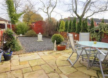 Thumbnail 3 bed terraced house for sale in Homestead, Preston