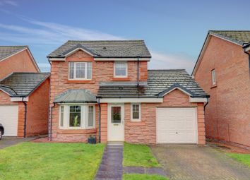Thumbnail 3 bed detached house for sale in The Laurels, Dumfries