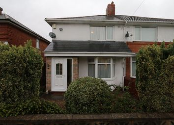 Thumbnail 2 bed semi-detached house for sale in Marlow Road, Birmingham, West Midlands