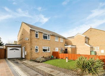 Thumbnail 3 bed semi-detached house for sale in Swinburne Place, Royal Wootton Bassett, Wiltshire