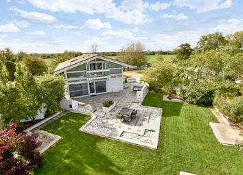 Thumbnail 2 bed detached house for sale in Upper Earls Court Farm, Horpit, Wanborough