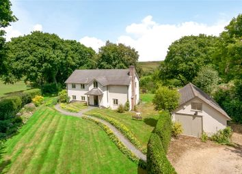 Thumbnail 4 bedroom detached house for sale in Abbotswell Road, Frogham, Fordingbridge, Hampshire