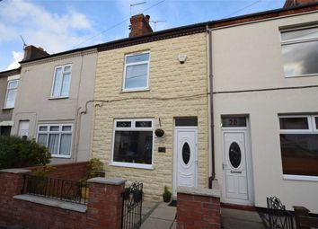 Thumbnail 2 bed terraced house for sale in Sherwood Street, Newton, Alfreton, Derbyshire