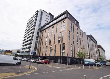 Thumbnail 1 bed flat for sale in 12 Castlebank Place, Glasgow