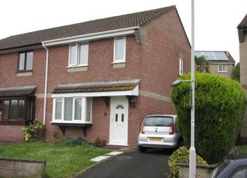 Thumbnail 3 bed property to rent in Compass Drive, Plympton, Plymouth